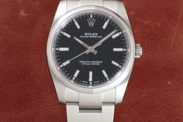 ROLEX OYSTER PERPETUAL 34 Ref.114200