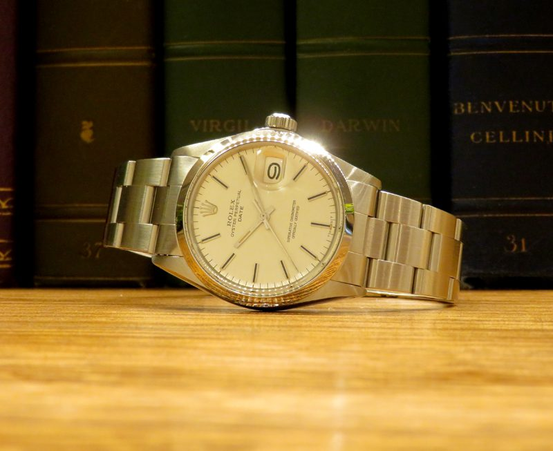 Vintage Rolex Oyster Perpetual DATE Ref.1500