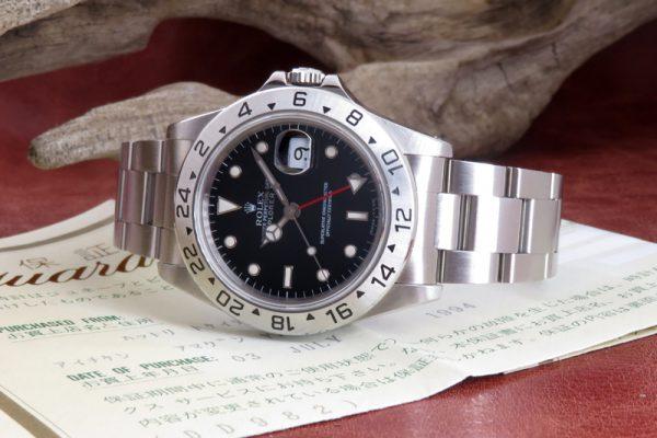 Premium Modern Rolex EXPLORERII
