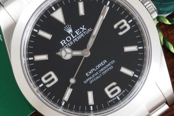 ROLEX EXPLORER I Ref.214270