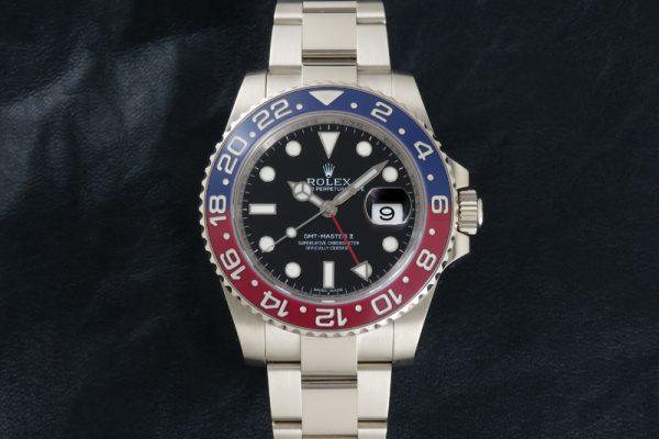 ROLEX GMT-MASTER II Ref.116719BLRO
