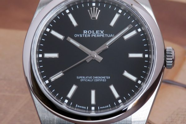 ROLEX OYSTER PERPETUAL39 Ref.114300